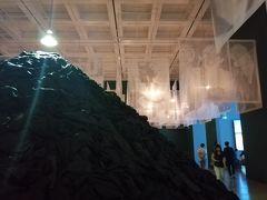 テレ朝六本木夏祭り~国立新美術館でボルタンスキー展~4トラベルOFF会!テレビ朝日の六本木ヒルズ界隈は大混雑でした。
