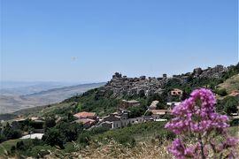 魅惑のシチリア×プーリア♪ Vol.68 ☆イタリア美しき村「ペトラリア・ソプラーナ」:美しい遠景パノラマ♪