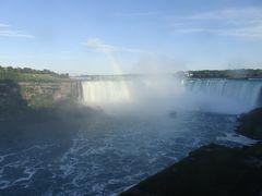 2019年夏 アメリカと少しカナダ旅行 その2 ナイアガラの滝を見に初めてのカナダ