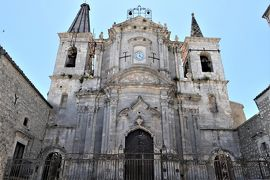 魅惑のシチリア×プーリア♪ Vol.74 ☆ペトラリア・ソプラーナ:美しい旧市街 美麗なバロック教会♪