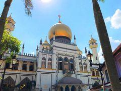2019 シンガポール・ビンタン島 母子3人旅 ー 3〜5日目、アラブストリートとUSS