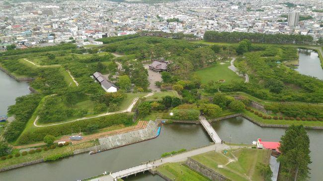 函館大沼プリンスホテルに6泊、途中旅行会社のオプショナルツアーに参加したり自由にアクティビティーを楽しんで過ごしました。