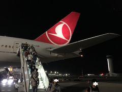 ナポリへの旅 ①イスタンブールでトランジットツアー