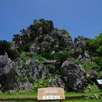 2019年7月 夏の沖縄へ(3日目-3)〜大石林山
