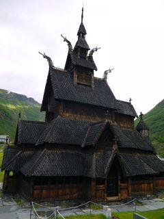 2017年7月北欧フィヨルドツアーその4スターヴ教会~オスロ大聖堂編