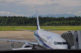 2019年7月秋田鉄道旅行4(帰りは秋田空港から羽田乗継で)