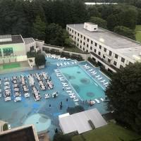 プール目的でラディソン成田 、湯楽城もあるよ