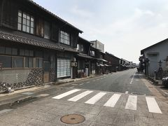 岐阜県美濃市:うだつの上がる町並み散歩