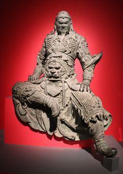 東京国立博物館で日中文化交流協定締結40周年記念 特別展「三国志」を観る