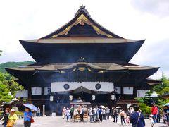 芸術に、グルメに、参拝に、買い物に。小布施・長野・軽井沢をめぐる真夏の週末♪