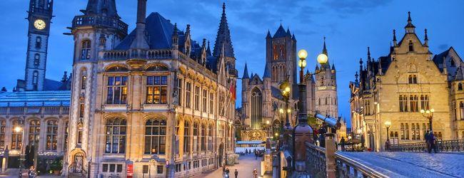 水辺の美しい景色を求めてオランダ&ベル...