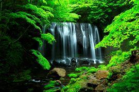 絶景に感動!感激!! 夏の奥会津と五色沼 (4) 達沢不動滝と五色沼でパワー注入