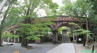 ◆琵琶湖疏水と京阪京津線沿線の橋梁等を巡る旅◆