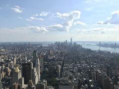 2度目のニューヨーク 3日目 エンパイアステートビル、トップオブザ・ロック