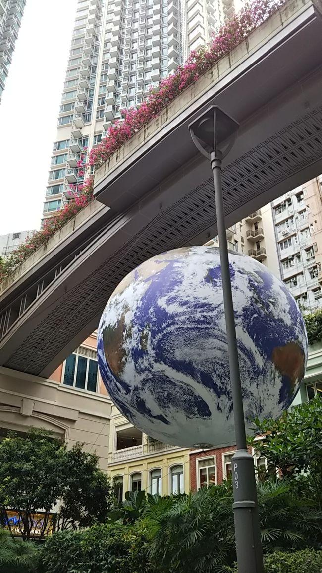 娘と行く春の香港 1