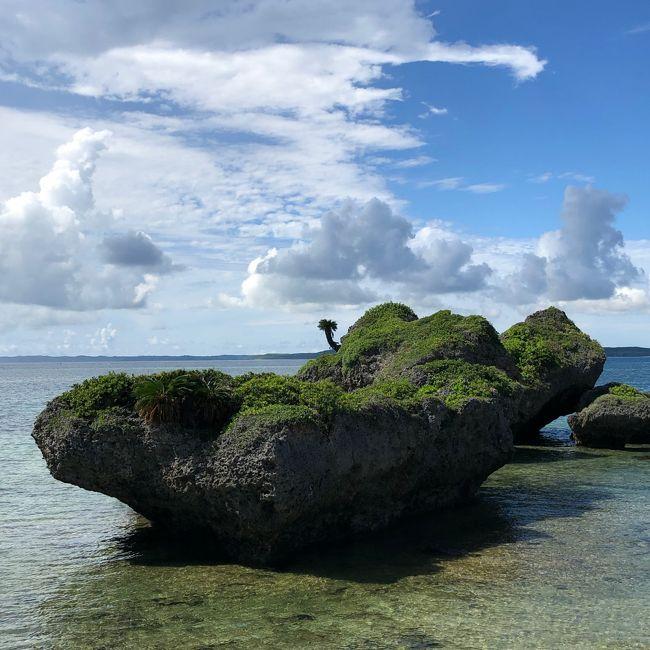 多良間島訪問の翌日も離島の大神島に行く<br />残念ながら大神島の多くは聖域とされているためいつもの島一周はできないのだ