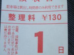久々の大阪中央卸売市場