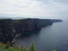 2019年夏休みの旅④ アイルランド西部観光(ボンラッティ城、モハーの断崖など)