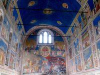 2019年 イタリア・フレスコ画の旅・パドヴァ(スクロヴェーニ礼拝堂とジョット派のフレスコ画)