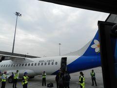 ラオス国営航空でバンコク→ルアンパバーン◆ラオス/ルアンパバーンで滝めぐり&街歩き《その3》