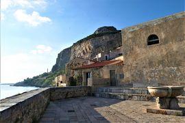 魅惑のシチリア×プーリア♪ Vol.92 ☆チェファルー:マルキアファーヴァ岬から朝の風景♪
