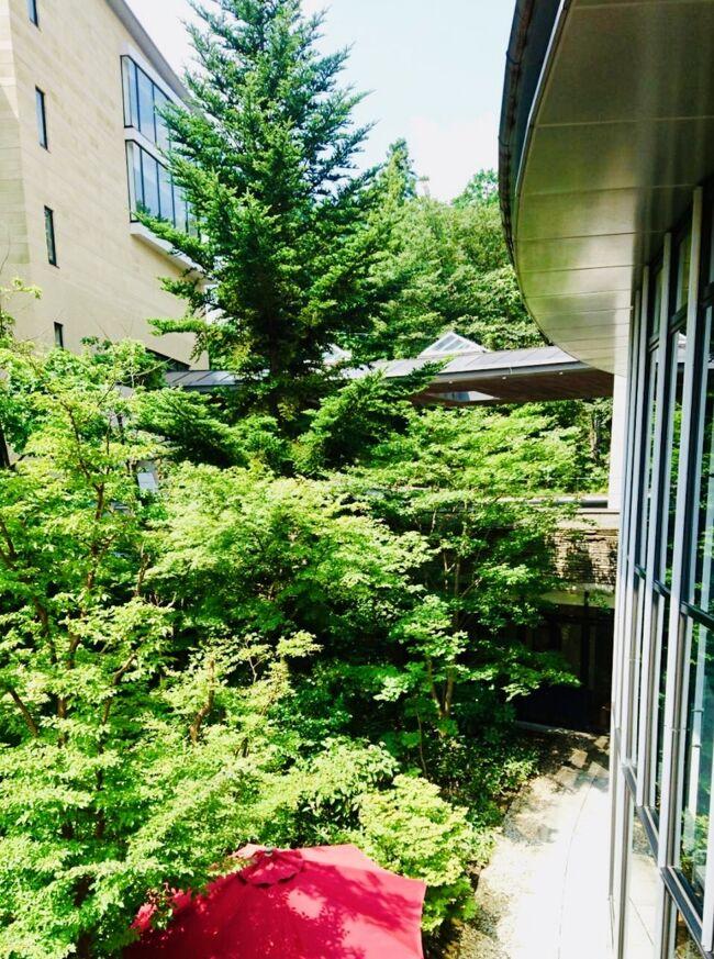 箱根唯一の外資系ホテル<br />ブログや口コミの評価が高かったので以前から1度宿泊してみたいと思っていました(^^)<br />1番リーズナブルなお部屋に宿泊しましたが56平米もあり広くてビックリ(´⊙ω⊙`)快適に過ごせました!1番の楽しみはラウンジでのアルコールのサービス☆非日常感を十分味わう事ができ贅沢な時間を過ごすことができます☆<br /><br />全80室<br />IN15:00<br />OUT12:00