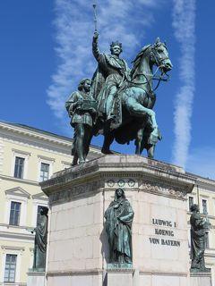 ヨーロッパの街並み散策(ミュンヘンへ)・・・