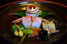 京都 菊乃井 正月の祝膳を堪能…