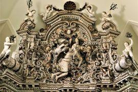 魅惑のシチリア×プーリア♪ Vol.94 ☆サンチュアリオ・ディ・ジビルマンナ:500年前の美しい祭壇♪