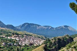 魅惑のシチリア×プーリア♪ Vol.97 ☆マドニエ国立公園:美しい村「イスネッロ」の素晴らしい遠景♪