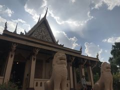 2019年夏 ビジネスクラス利用で初カンボジア(1)