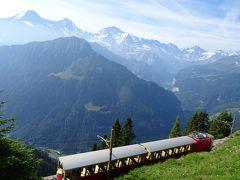 2019.7 スイス・ドイツの旅③ シーニゲ・プラッテ、ミューレン、フィルスト♪