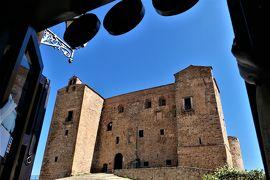 魅惑のシチリア×プーリア♪ Vol.99 ☆カステルブオーノ:素晴らしい古城と素敵なバール♪