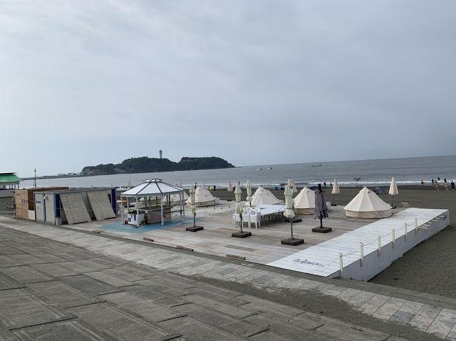 2019 湘南・江ノ島「海の家」いろいろ