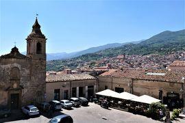 魅惑のシチリア×プーリア♪ Vol.103 ☆カステルブオーノ:ヴェンティミーリア城から旧市街へ♪