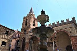 魅惑のシチリア×プーリア♪ Vol.104 ☆カステルブオーノ:中心広場と古城スタイルの大聖堂♪