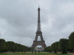 夏タビ、パリ&アムス★ ~②パリの空の下を歩く♪