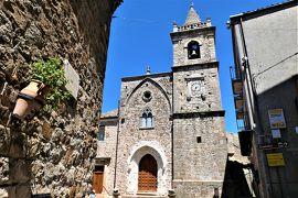 魅惑のシチリア×プーリア♪ Vol.110 ☆ジェラーチ・シクーロ:鷲の巣村の美しき旧市街と大聖堂♪