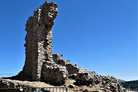 魅惑のシチリア×プーリア♪ Vol.111 ☆ジェラーチ・シクーロ:哀愁漂う廃墟の古城♪