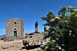 魅惑のシチリア×プーリア♪ Vol.112 ☆ジェラーチ・シクーロ:廃墟の古城 古代の息吹♪