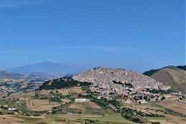 魅惑のシチリア×プーリア♪ Vol.114 ☆ガンジ:エトナ山とガンジの素晴らしいパノラマ♪