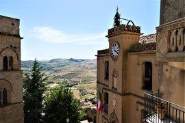 魅惑のシチリア×プーリア♪ Vol.116 ☆イタリア美しき村「ガンジ」:美しい旧市街は山岳らしい景観♪