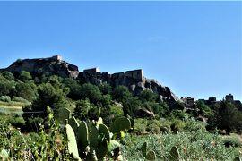 魅惑のシチリア×プーリア♪ Vol.119 ☆イタリア美しき村「スペルリンガ」:美しい遠景を眺めて♪