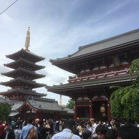 2019年5月 東京散策27 令和初日 都内各所を周る