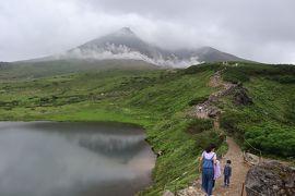 北海道家族旅行・・大雪山旭岳の姿見の池散策路の紹介です。