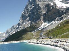 スイス 鉄道で一回り17日間 (4 ) ユングフラウヨッホ、花咲く絶景ハイキング