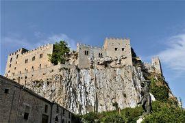 魅惑のシチリア×プーリア♪ Vol.130 ☆チェファルーからカッカモへ:朝食と素敵なカフェと古城♪