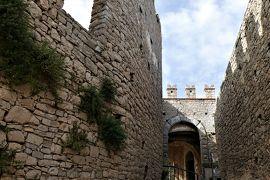 魅惑のシチリア×プーリア♪ Vol.132 ☆カッカモ城:パテオは中世時代の面影♪