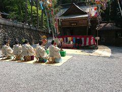 8月の三峯神社に行って来ました