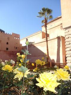 Day 7-2 モロッコ旅行記テロには負けない!8年の時を経てEl clonの世界モロッコへ(´∀`)(マラケシュ1)
